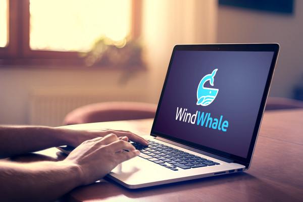 Sample branding #2 for Windwhale