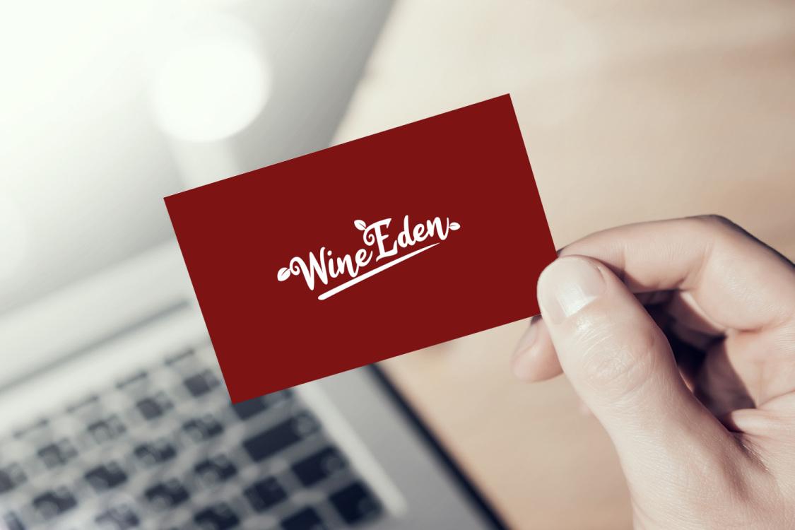 Sample branding #3 for Wineeden
