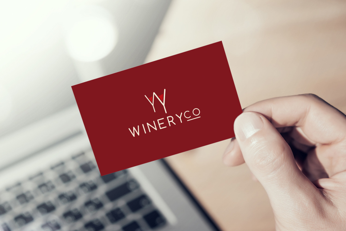 Sample branding #2 for Wineryco