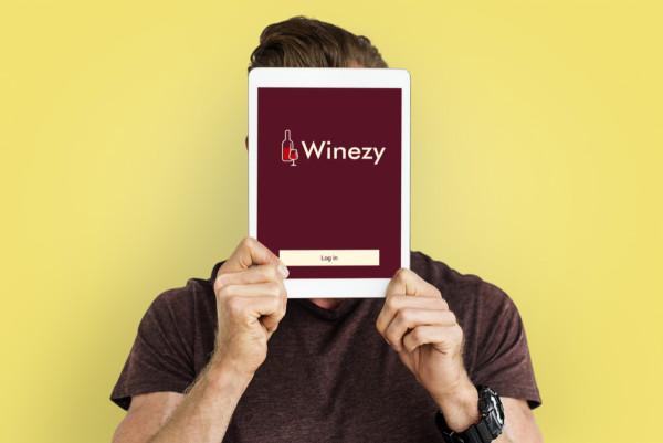 Sample branding #1 for Winezy