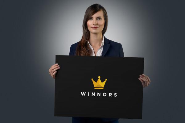 Sample branding #1 for Winnors