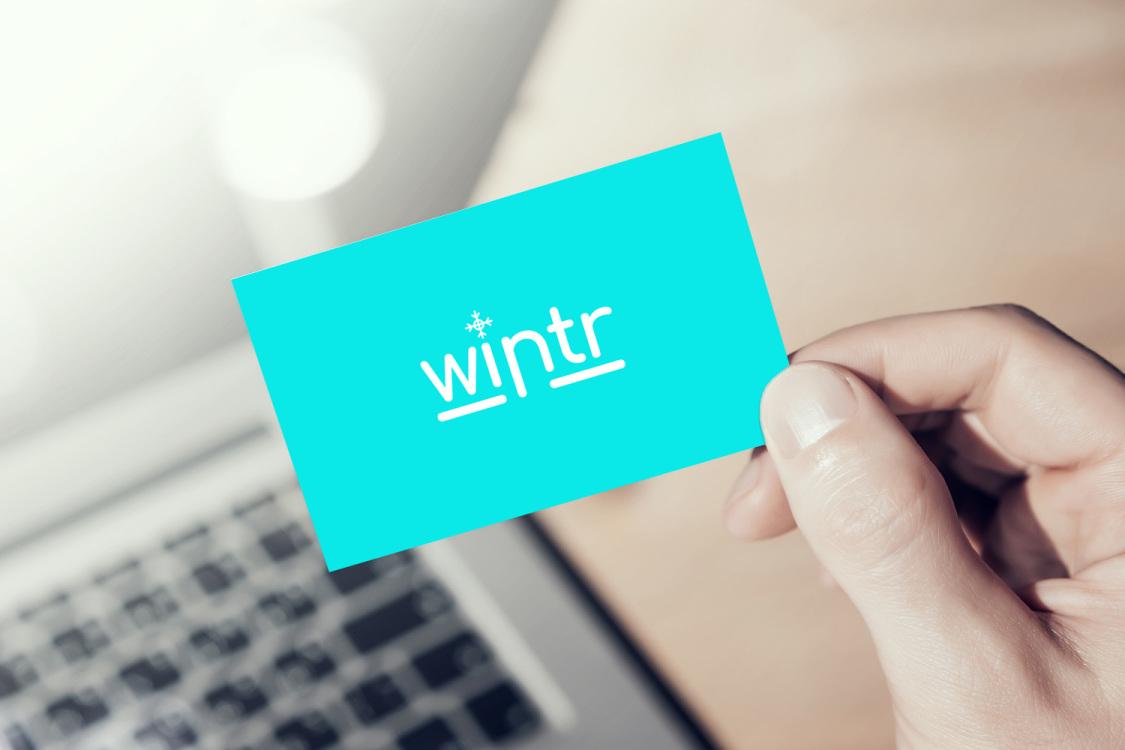 Sample branding #1 for Wintr