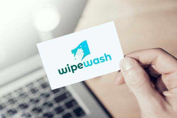 Sample branding #2 for Wipewash