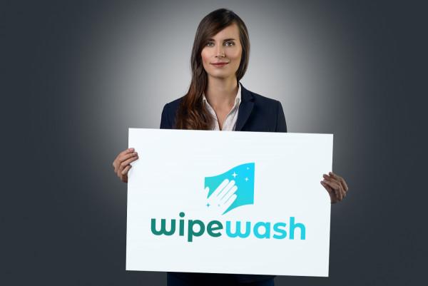 Sample branding #1 for Wipewash