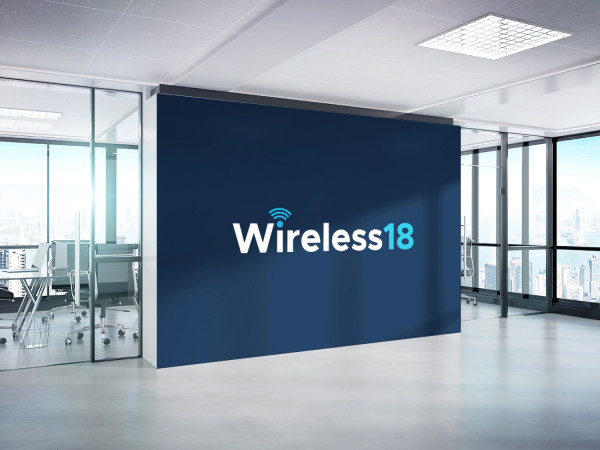 Sample branding #2 for Wireless18