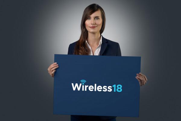 Sample branding #3 for Wireless18