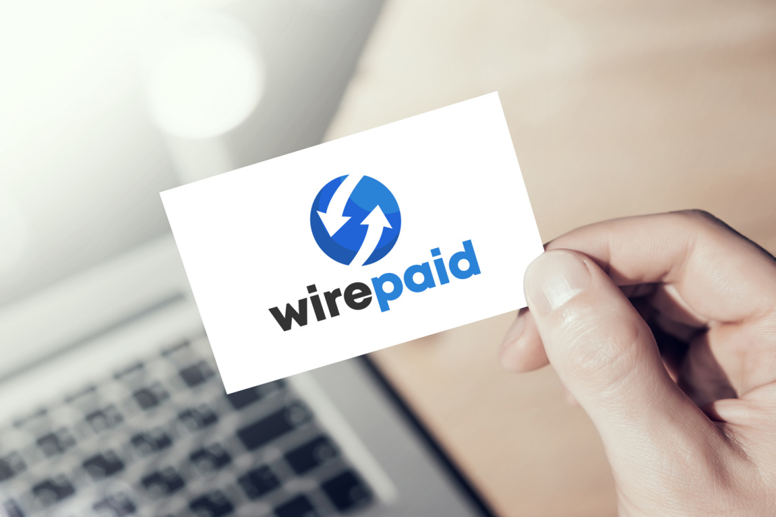 Sample branding #2 for Wirepaid