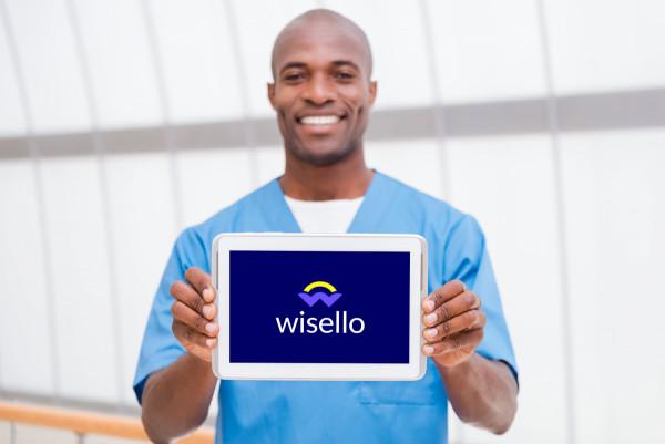 Sample branding #3 for Wisello