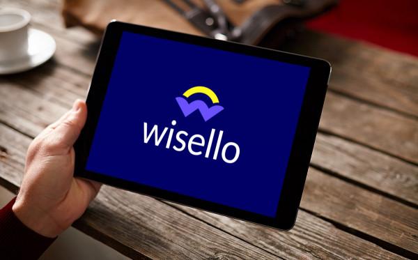 Sample branding #2 for Wisello