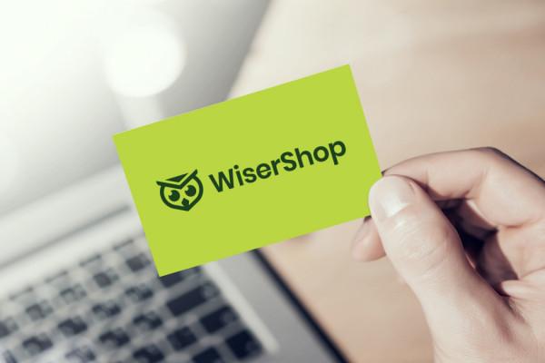 Sample branding #2 for Wisershop
