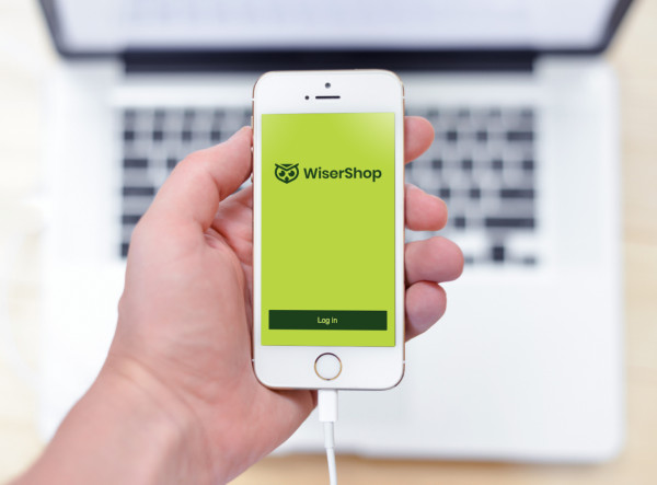 Sample branding #1 for Wisershop