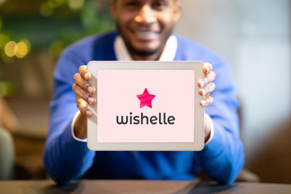 Sample branding #1 for Wishelle