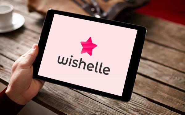 Sample branding #2 for Wishelle