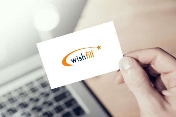 Sample branding #3 for Wishfill