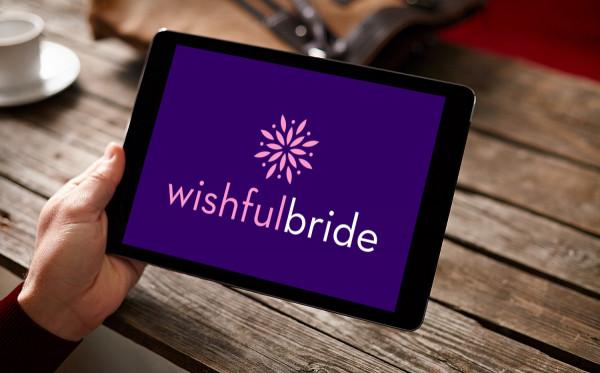 Sample branding #2 for Wishfulbride