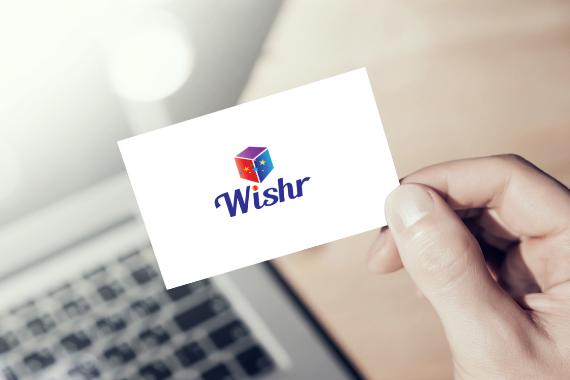 Sample branding #2 for Wishr