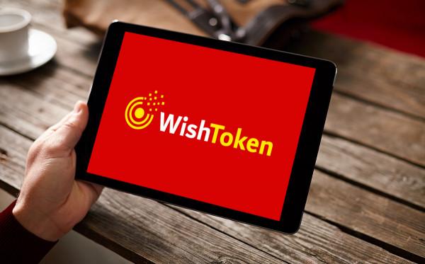 Sample branding #2 for Wishtoken