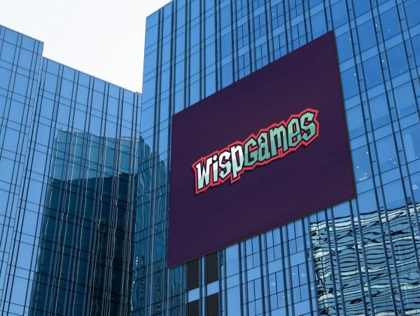 Sample branding #2 for Wispgames