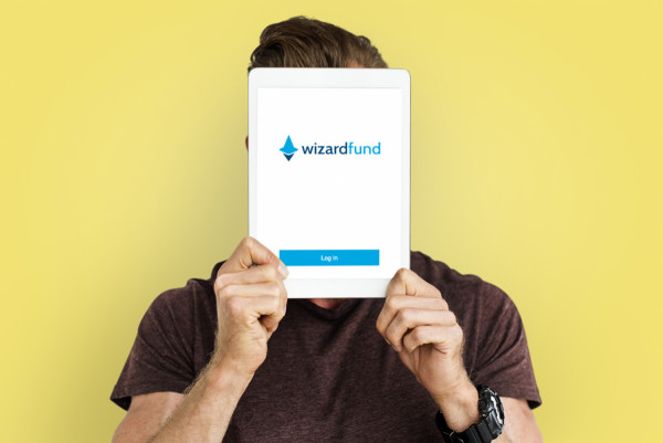 Sample branding #1 for Wizardfund