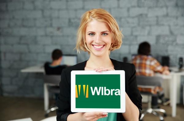 Sample branding #1 for Wlbra