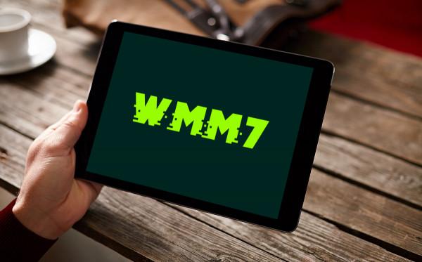 Sample branding #2 for Wmm7