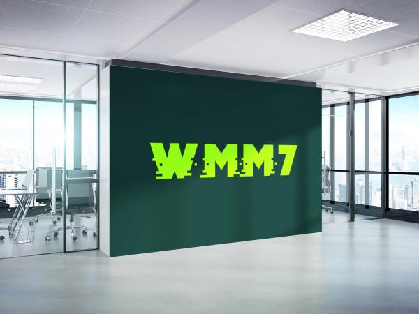 Sample branding #3 for Wmm7