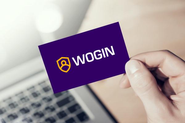 Sample branding #2 for Wogin