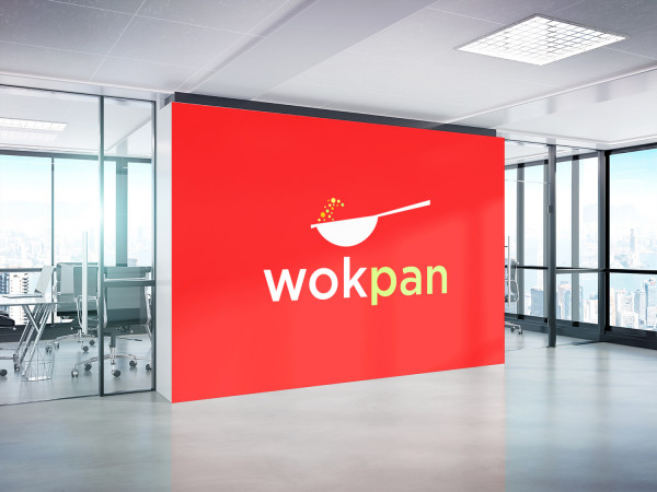 Sample branding #2 for Wokpan