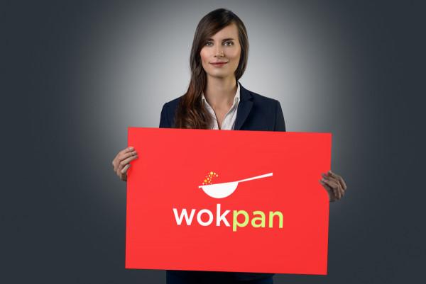 Sample branding #1 for Wokpan
