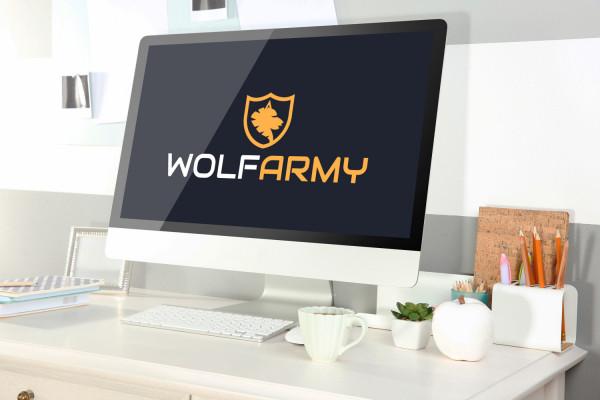 Sample branding #3 for Wolfarmy