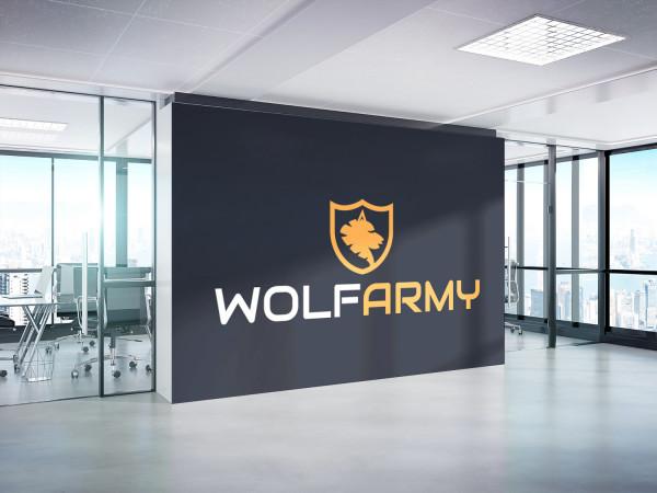 Sample branding #1 for Wolfarmy