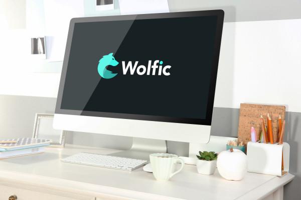 Sample branding #1 for Wolfic