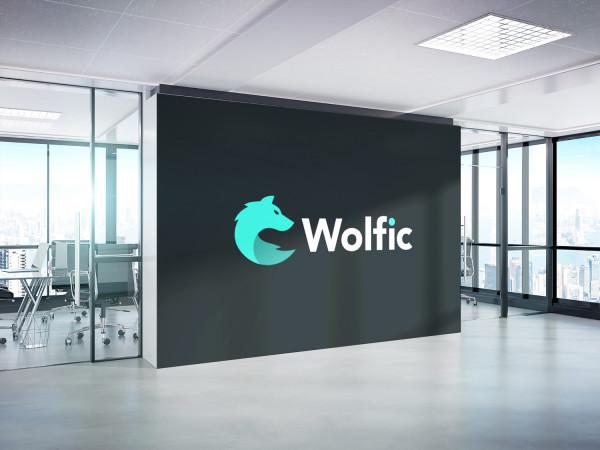 Sample branding #2 for Wolfic