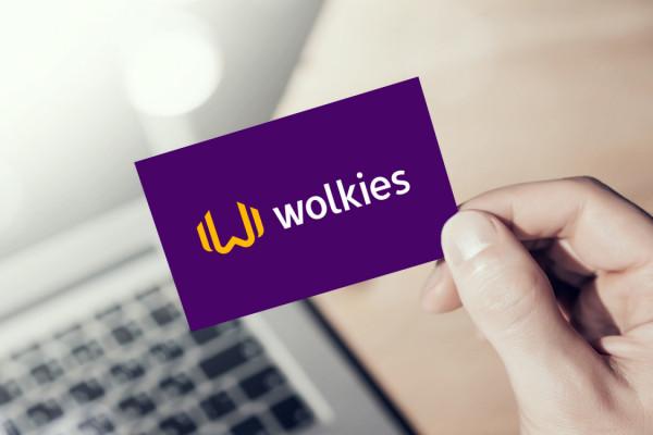Sample branding #1 for Wolkies
