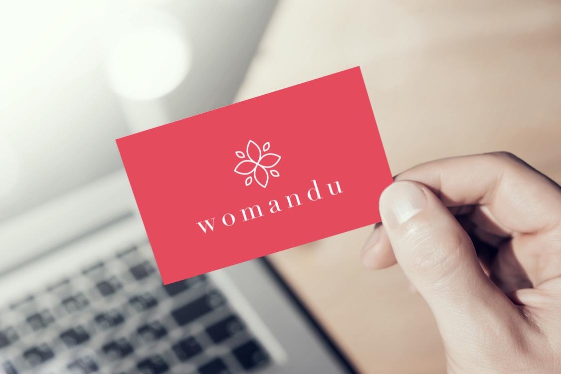 Sample branding #1 for Womandu