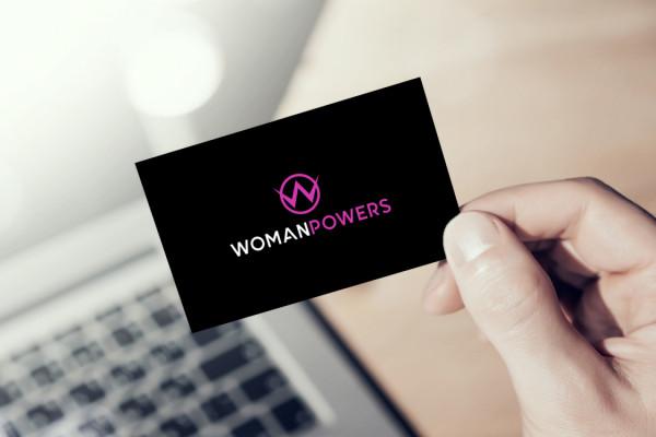 Sample branding #2 for Womanpowers
