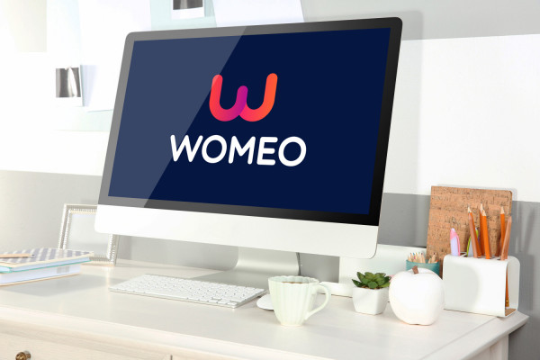 Sample branding #1 for Womeo