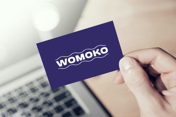 Sample branding #1 for Womoko