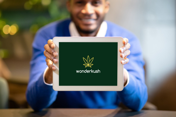 Sample branding #2 for Wonderkush