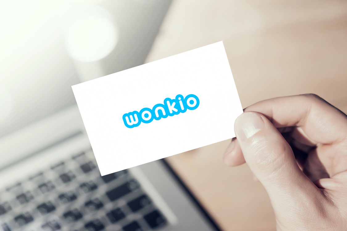 Sample branding #3 for Wonkio
