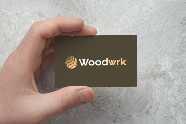Sample branding #2 for Woodwrk