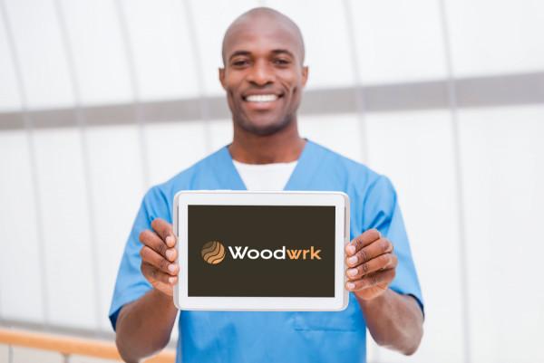 Sample branding #3 for Woodwrk