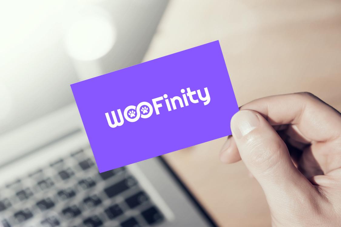 Sample branding #3 for Woofinity