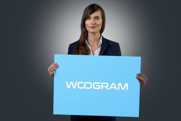Sample branding #2 for Woogram