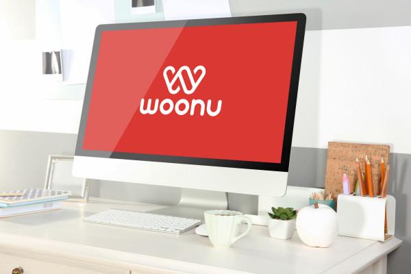 Sample branding #2 for Woonu