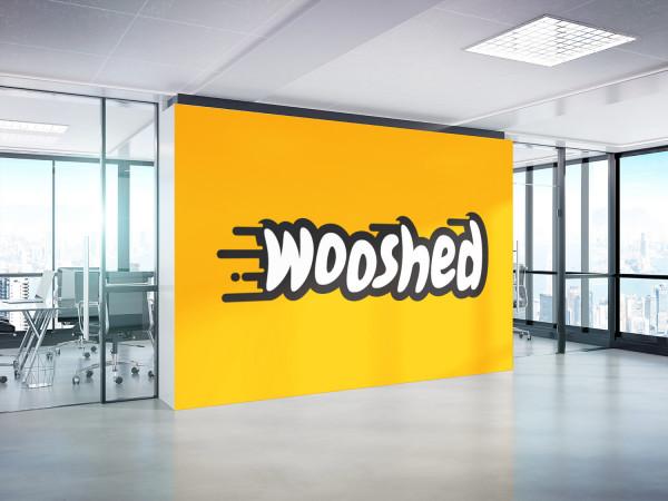 Sample branding #3 for Wooshed