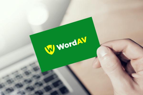 Sample branding #2 for Wordav