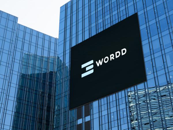 Sample branding #1 for Wordd