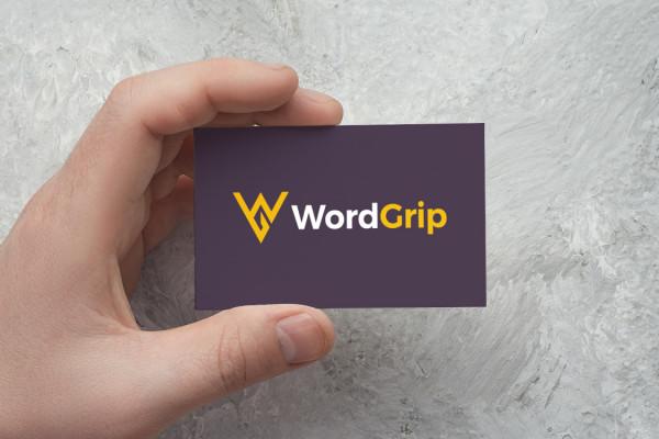 Sample branding #1 for Wordgrip