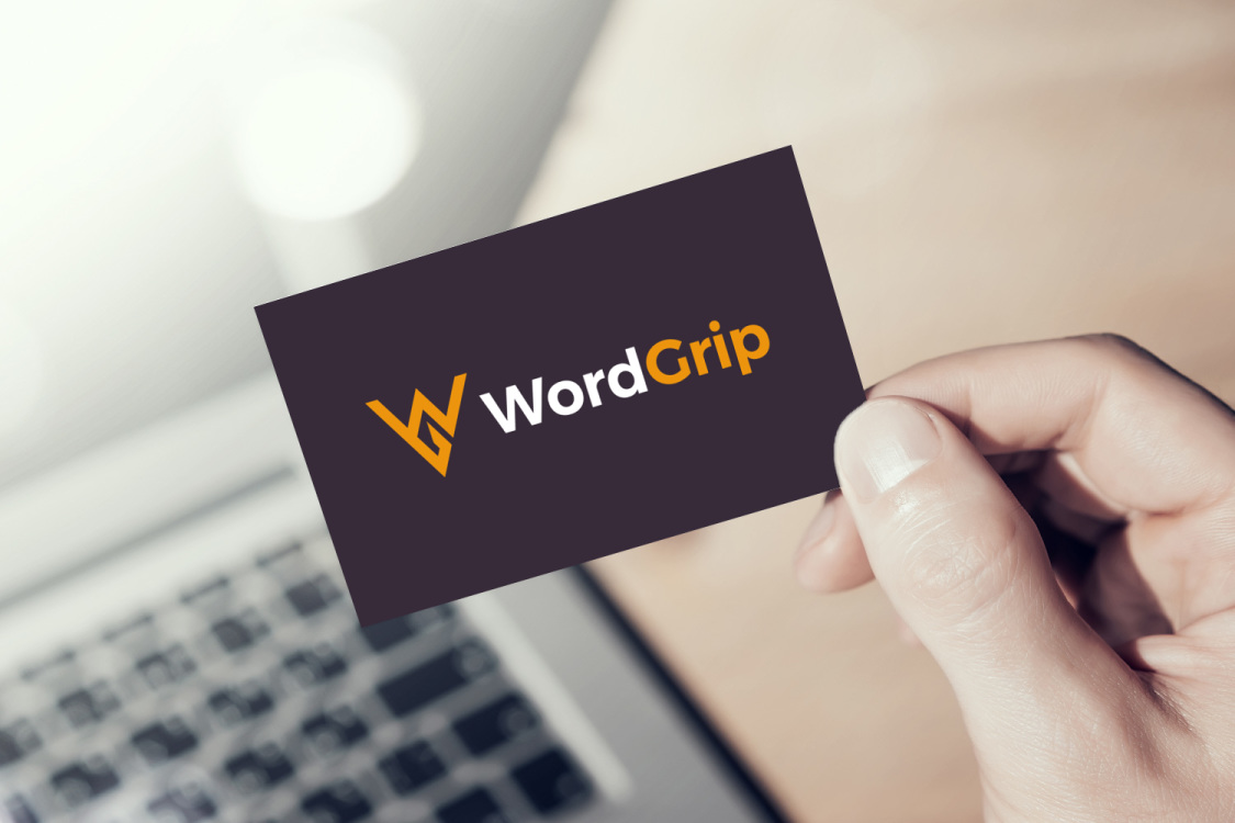 Sample branding #1 for Wordgrip